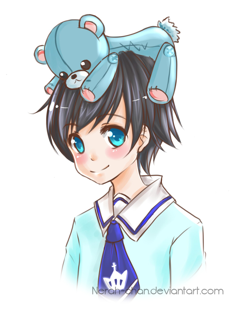 TinierMe- starclover by Nerah-chan