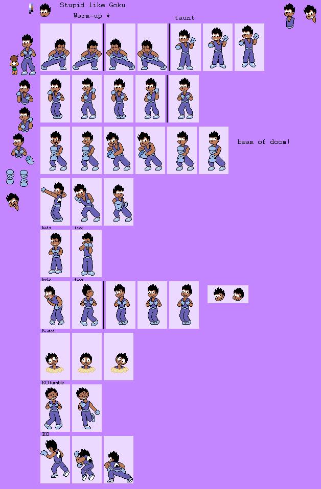 Ganaru Awarena Updated Sheet by RacketFewl