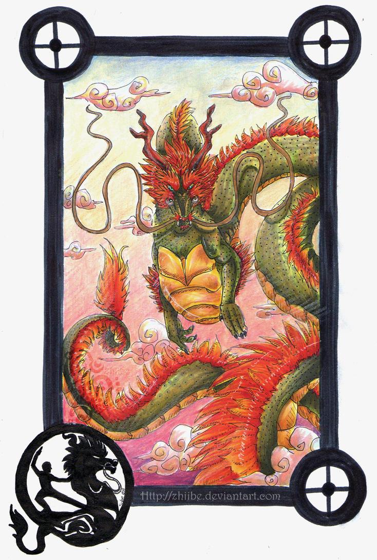 Dragon Inmortal by Zhiibe