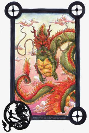 Dragon Inmortal