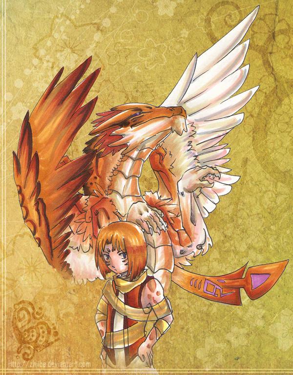 Avian: Aeroh by Zhiibe