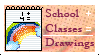 School Classes are 4 DRAWINGS by Zhiibe