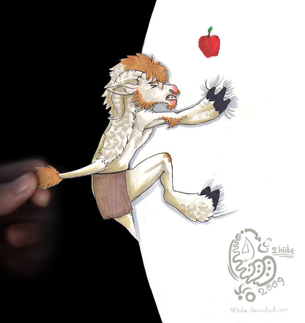 nooo i want my apple Dx by Zhiibe