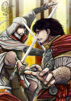 AC Brotherhood by Zhiibe