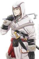 KOLKOL Hetalian Assassin by Zhiibe