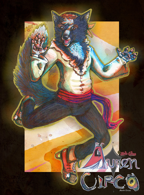 Auren Circo Collin Promo by Zhiibe