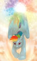 Sonic Rainboom by Zhiibe