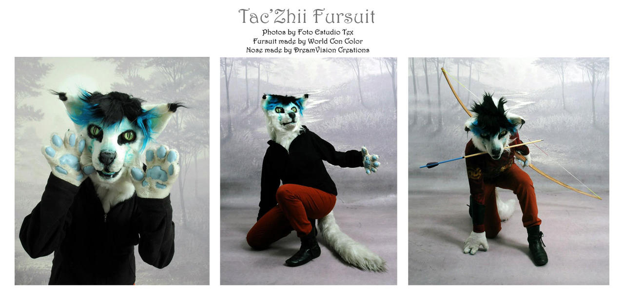 Zhii fursuit by Zhiibe
