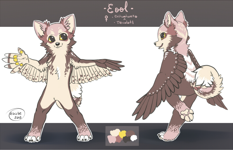 Eool by Zhiibe