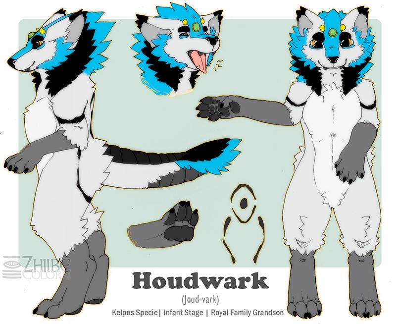 Houdwark Ref. Sheet by Zhiibe