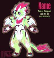 CLOSED Arual Dragon Adopt #04 CLOSED