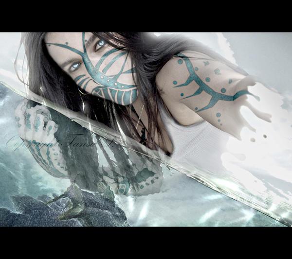 Atlantis. by hybridgothica