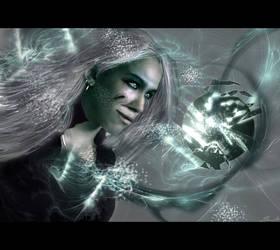 Cosmic Rebirth. by hybridgothica