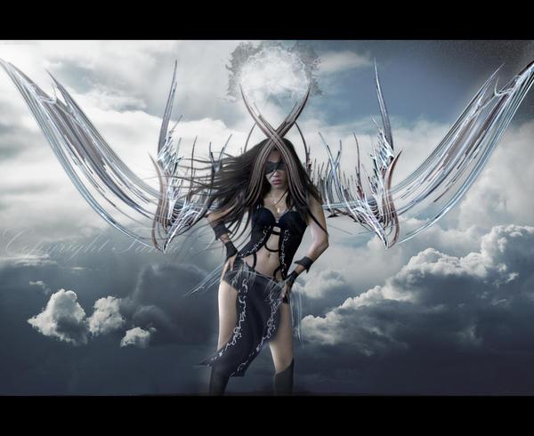 Mystic Calamity. by hybridgothica
