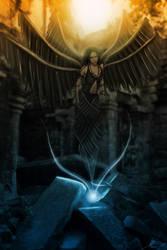 Dark Seraphim. by hybridgothica