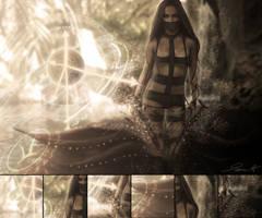 Necro Element. by hybridgothica