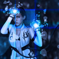 Dreams in Digital. by hybridgothica