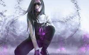 Mauve Dreamer. by hybridgothica