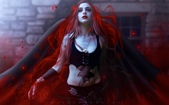 Pirowitch Spell. by hybridgothica