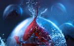 Rubine Symbioti Spawn. by hybridgothica