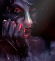 Dark Descent. by hybridgothica