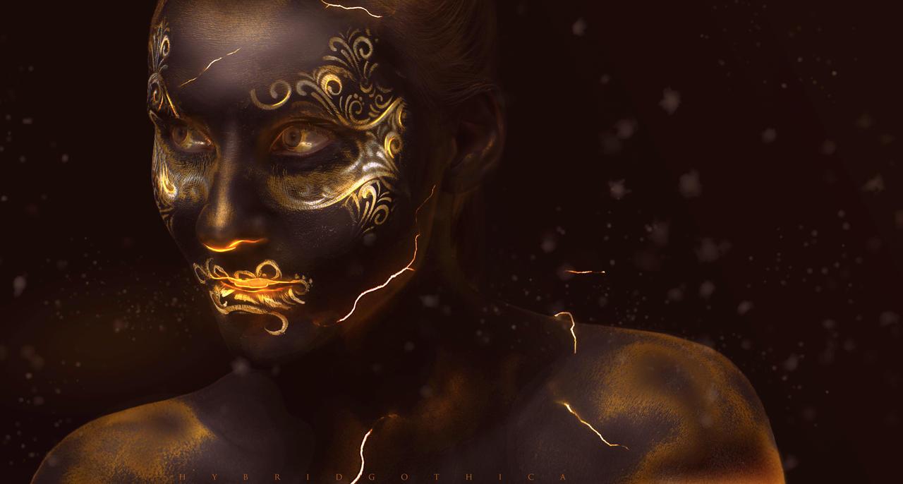 Aurum Exigo. by hybridgothica