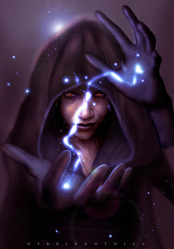 Sith Witchery. by hybridgothica