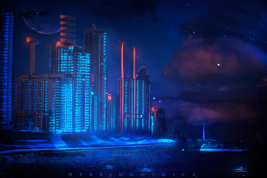 Neon Kill City. by hybridgothica on DeviantArt: hybridgothica.deviantart.com/art/Neon-Kill-City-505831814
