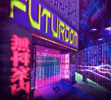 Futurdom. by hybridgothica