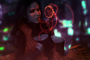 NuVision of Dark Cyber. by hybridgothica