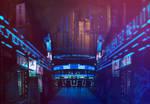 CyberFunk Synthetic Inn.