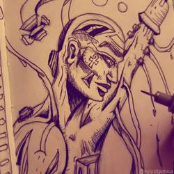 Thank you! + Doodle - Droid Desist.