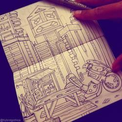 Doodle - A Kind Of Neotokyo