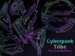 Cyberpunk Tribe Brushes.