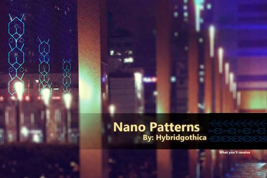 Nano Pattern By Hybridgothica.