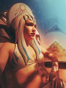Sesen Pharaoh of Amarna.