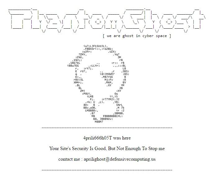 Phantomghost White by 4prili666h05T