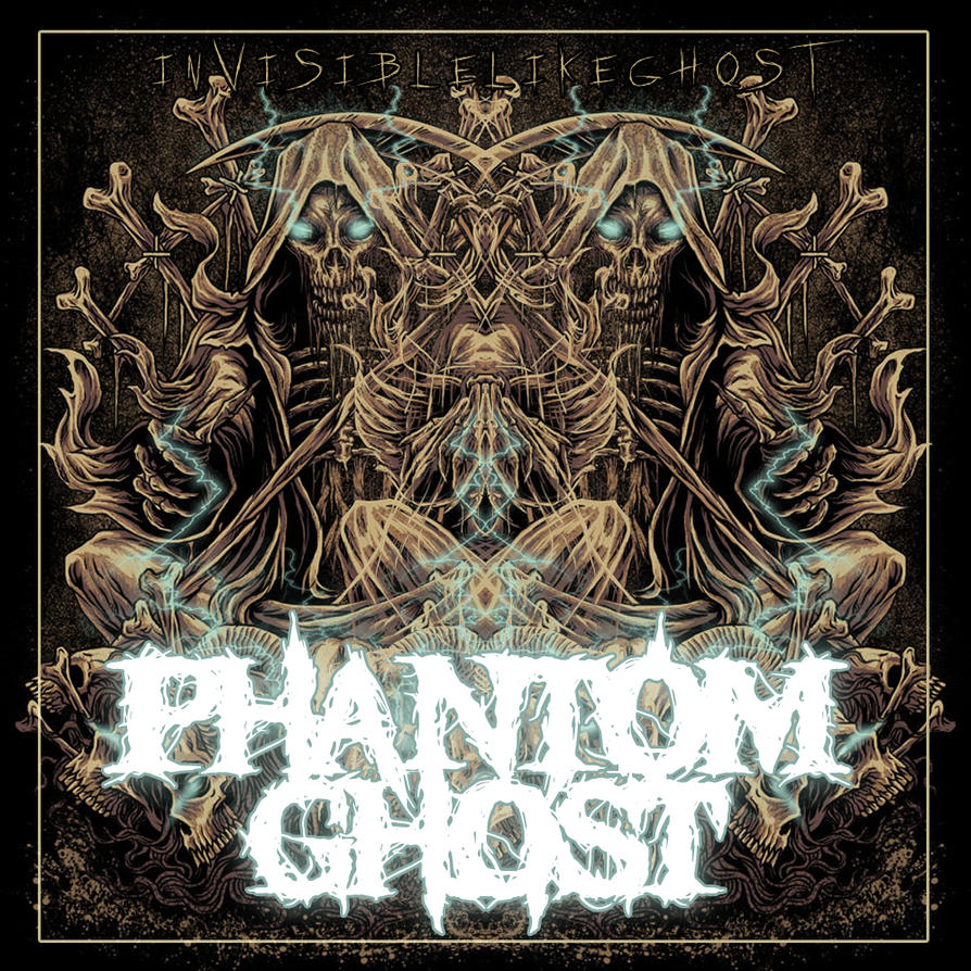 Cover Invisible like Ghost by 4prili666h05T