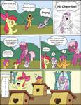 MLP Comic 18: Back to Reality