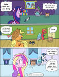MLP Comic 23: This Isn't What it Looks Like
