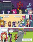 MLP EG Comic 1: My Journey