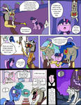 MLP Comic 32: What About a New Mentor?