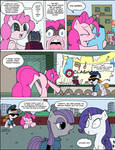MLP Comic 44: Price for the Best Gift