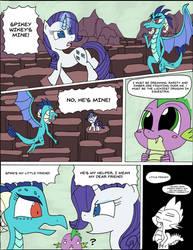 MLP Comic 46: Misunderstanding by Average-00