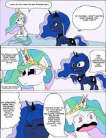 MLP Comic 47: Celestia's Thoughts