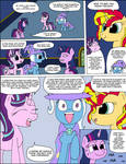 MLP Comic 48: Relatable Friends