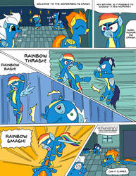 MLP Comic 49: Nickname Suggestions by Average-00