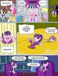 MLP Comic 50: Hearth's Warming Tale Woohoo!
