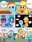 MLP Comic 51: New Hit