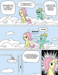 MLP Comic 53: Younger Sibling by Average-00